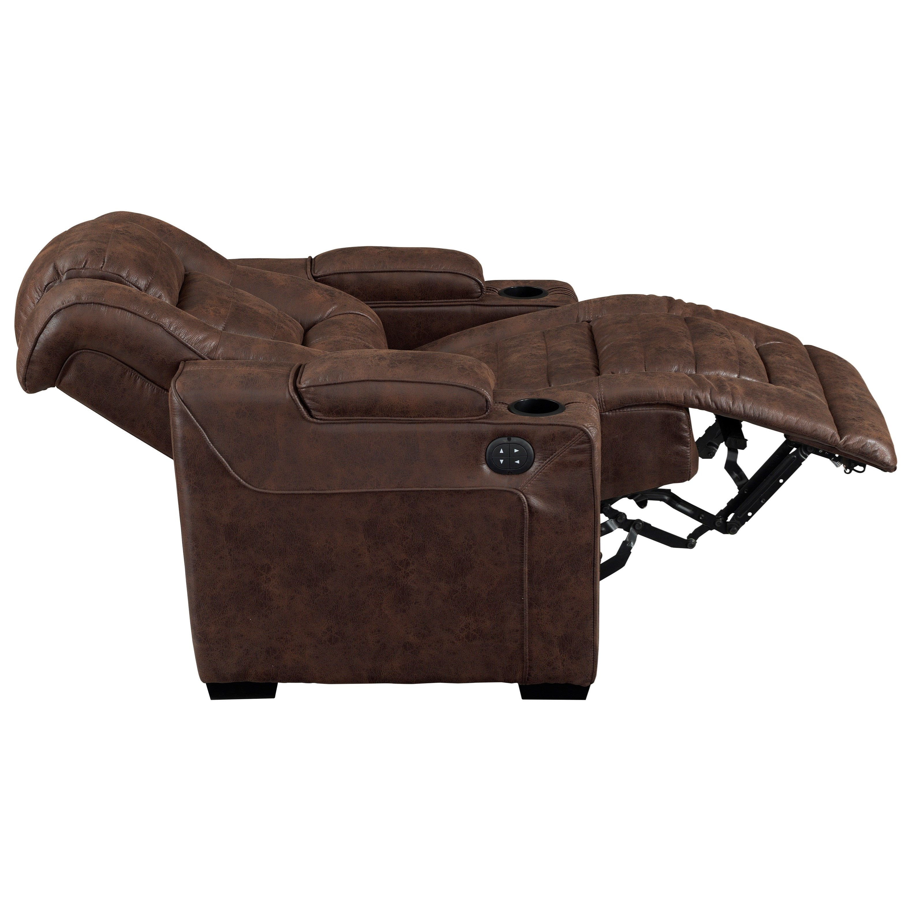 Prime Resources Big Chief Power Reclining Sofa