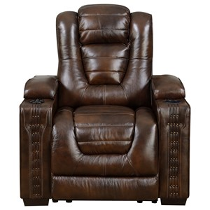 Prime Resources International Big Chief Power Recliner