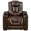 Prime Resources International Big Chief Power Recliner - Item Number: A136-199-771