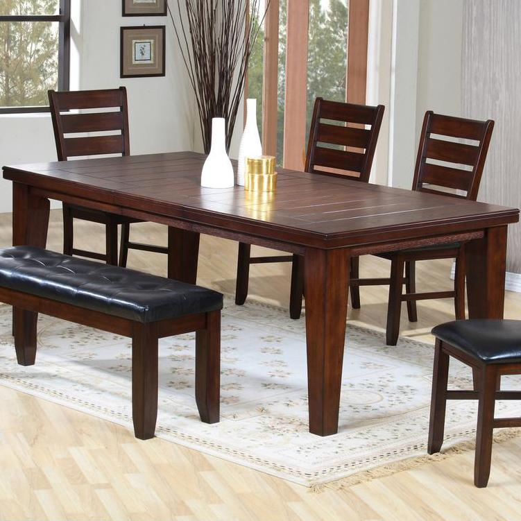 2842 Dining Table by Primo International at Beds N Stuff