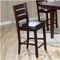 Primo International 4540 Upholstered Pub Height Chair - Item Number: 4545