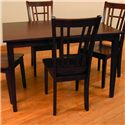 Primo International 552 Rectangular Dining Table - Item Number: 552-T
