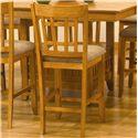 Primo International 606 Upholstered Stool - Item Number: 4560SR O
