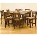 Primo International 606 Table & Chair Set - Item Number: 606 E