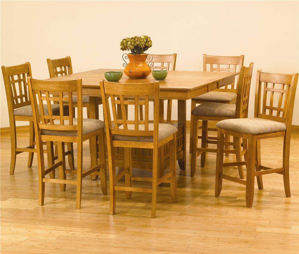 606 Table & Chair Set by Primo International at Corner Furniture
