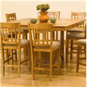Primo International 606 Gathering Table - Item Number: DINTP 606 O+DINBS 606 O