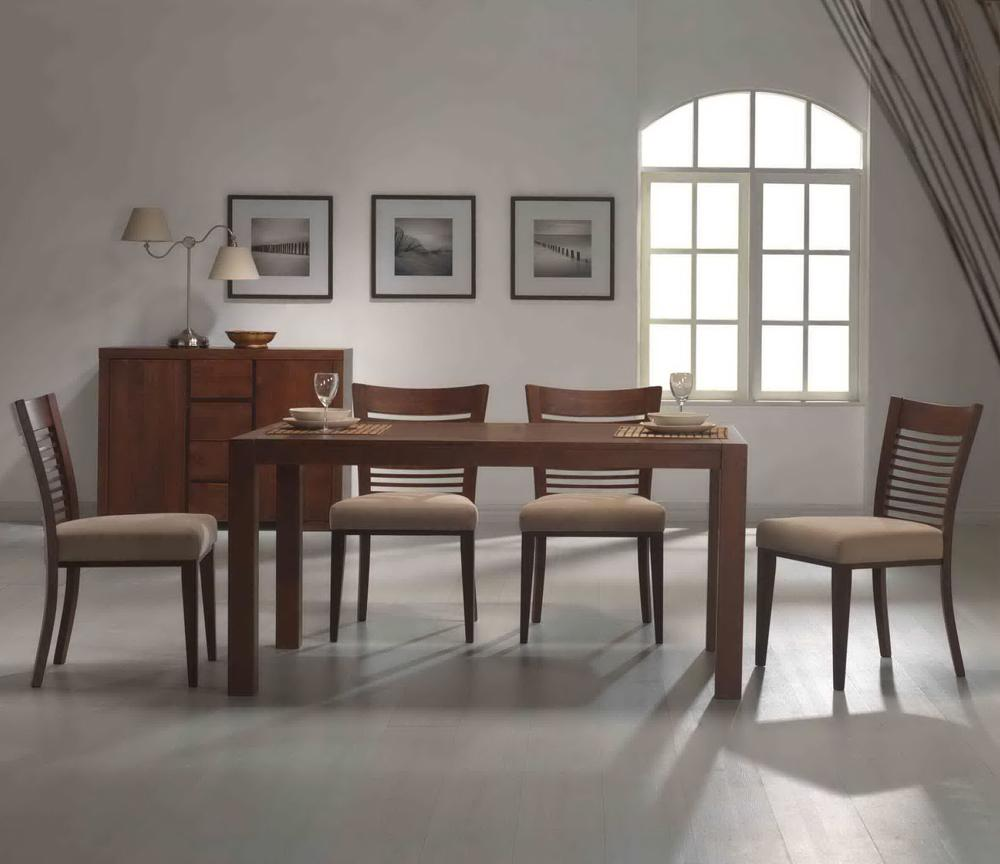 Rectangle Table & Chair Set