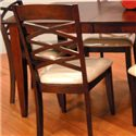 Primo International 8209 Dining Side Chairs - Item Number: 8409