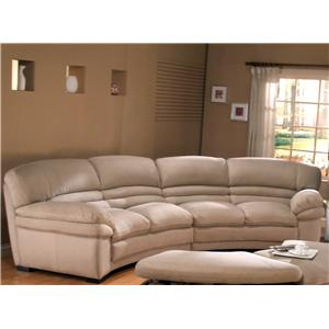 Gentil Primo International Capella Sectional
