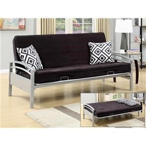 Primo International Futonz To Go Harrington Full Size Futon