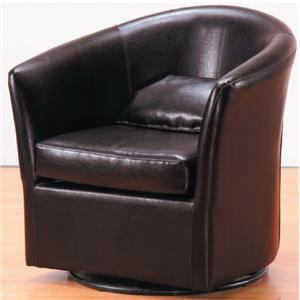 Primo International Morris Morris Swivel Chair
