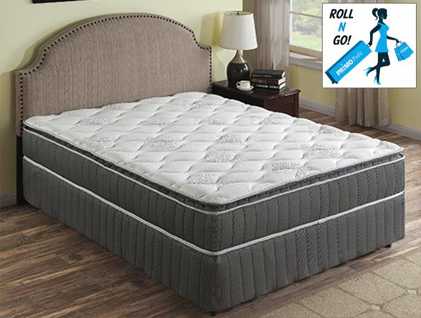 Primo International Orion Innerspring Mattress With Foundation - Item Number: Orion