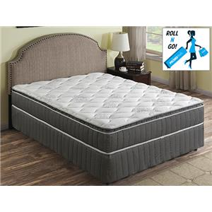 Primo International Orion Innerspring Mattress With Foundation