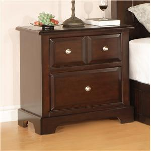 Private Reserve B121 2-Drawer Nightstand