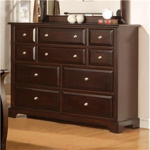Private Reserve B121 10-Drawer Dresser