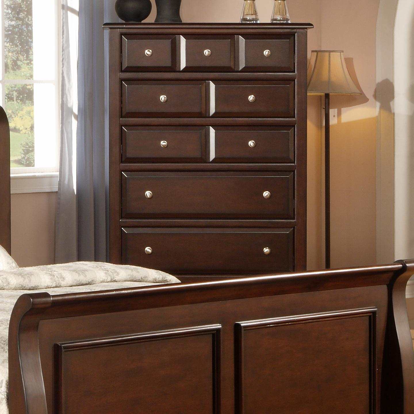 Private Reserve B121 5-Drawer Chest - Item Number: B121-05