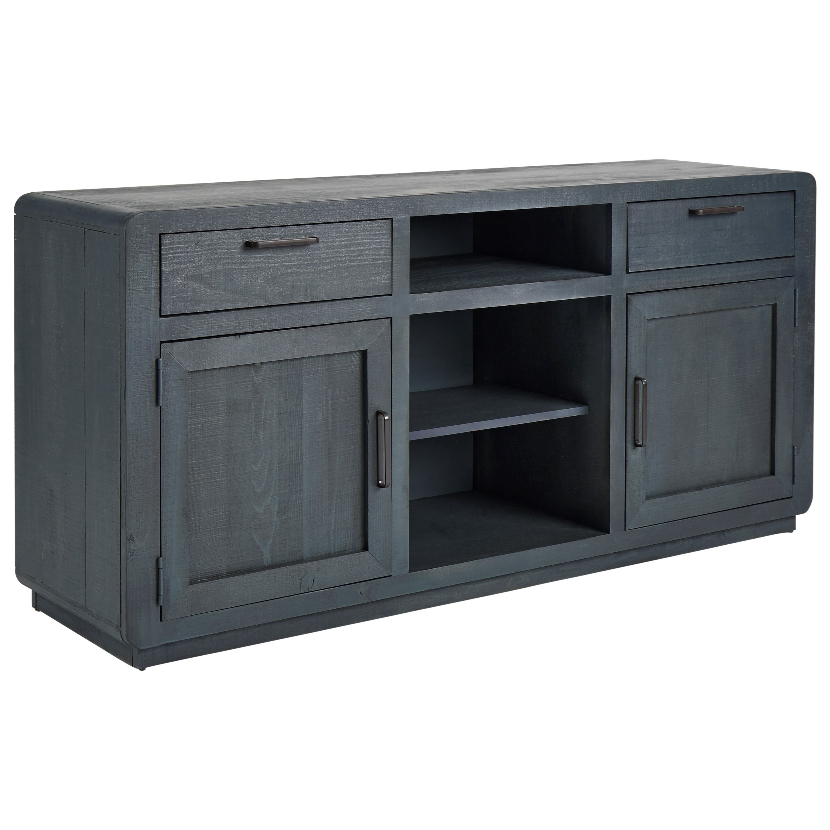 """Allure 64"""" Console by Progressive Furniture at Simply Home by Lindy's"""