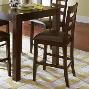 Progressive Furniture Amini Ladder Counter Chair