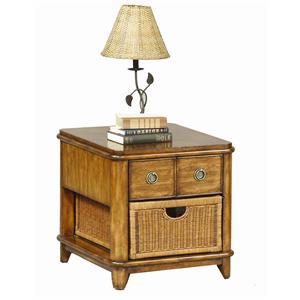 Progressive Furniture Anaronda End Table