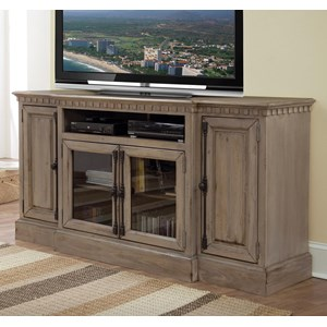 "Progressive Furniture Andover Court 68"" Console"