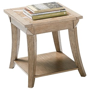 Progressive Furniture Appeal II Rectangular End Table