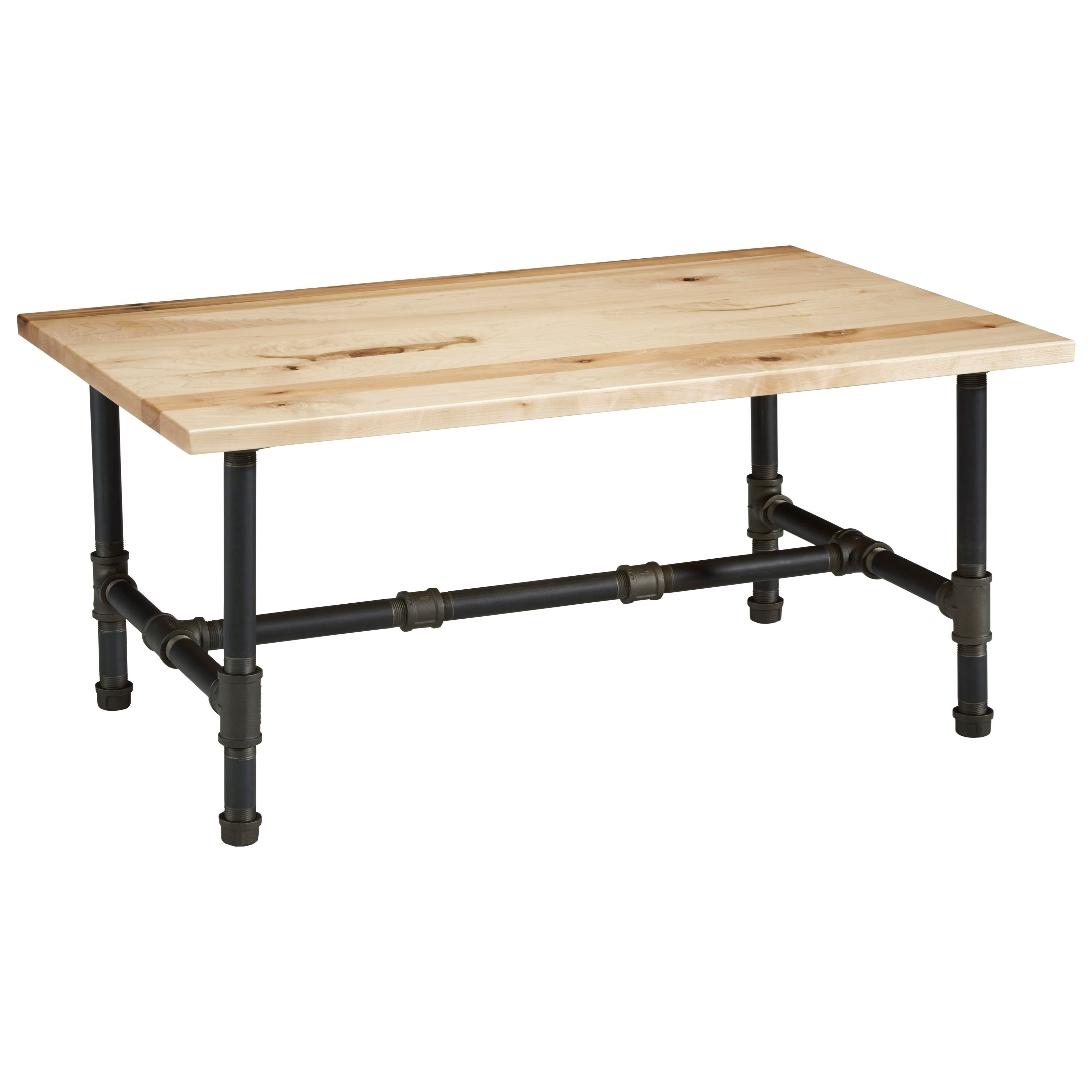 Aspen Cocktail Table by Progressive Furniture at Carolina Direct