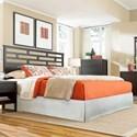 Progressive Furniture Athena Queen Panel Headboard - Item Number: P109-34