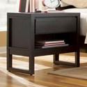 Progressive Furniture Athena Nightstand - Item Number: P109-43