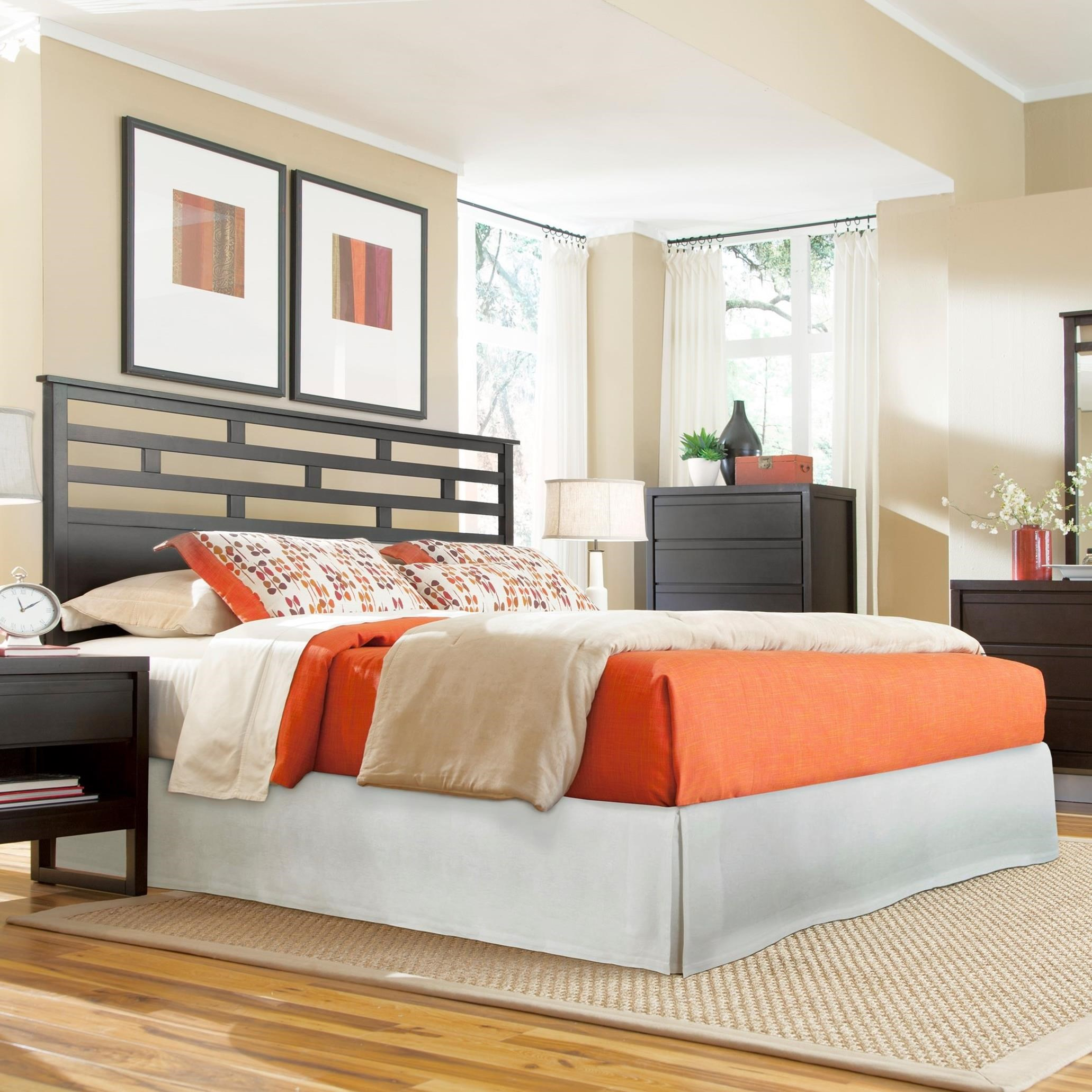 Athena King Panel Headboard by Progressive Furniture at Carolina Direct