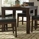 Progressive Furniture Athena Square Dining Table - Item Number: P109D-12