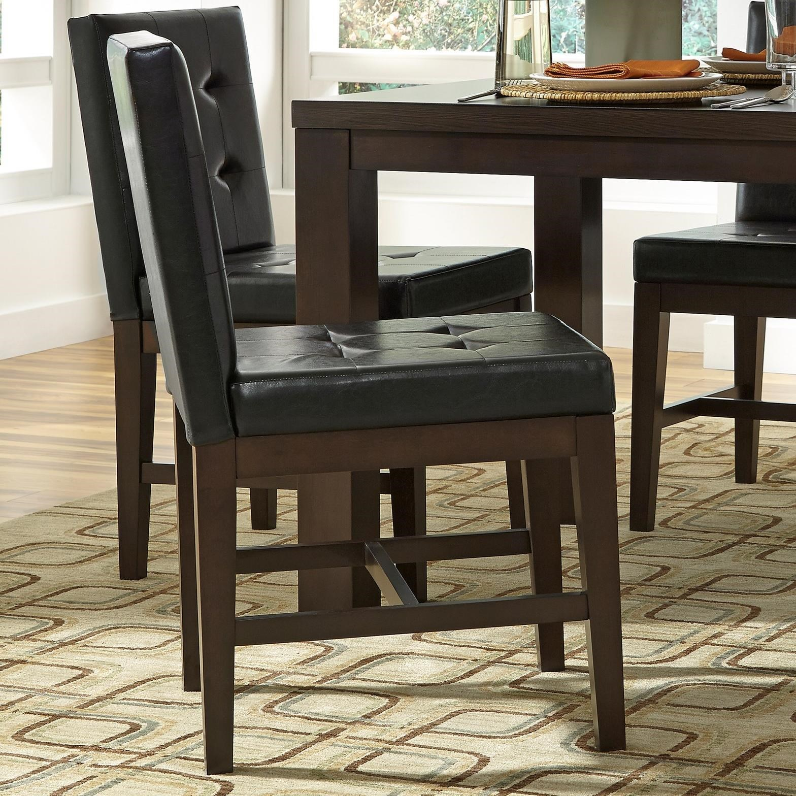 Athena Dining Upholstered Chair by Progressive Furniture at Carolina Direct