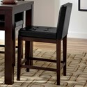 Progressive Furniture Athena Counter Upholstered Dining Chair - Item Number: P109D-63