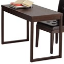 Progressive Furniture Athena Writing Desk - Item Number: P109T-71