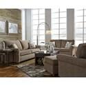 Progressive Furniture Aubrey Stationary Living Room Group - Item Number: U2031 Living Room Group 1