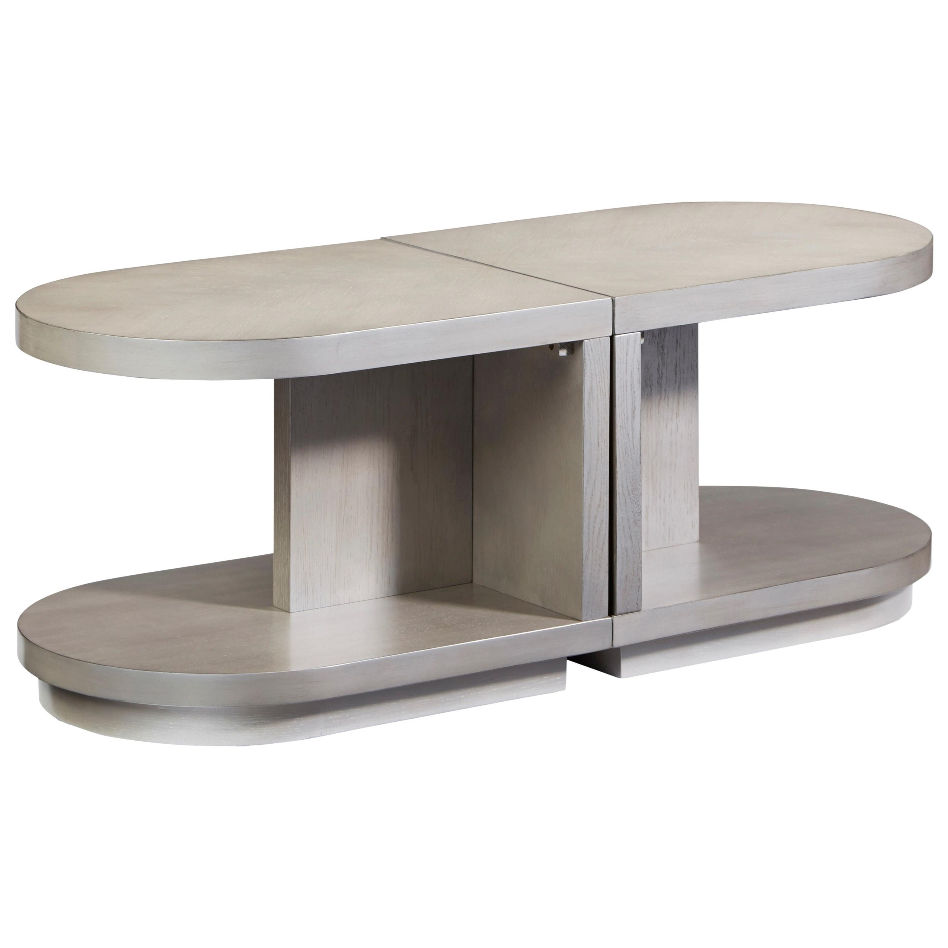 Augustine Bunching Cocktail Table by Progressive Furniture at Carolina Direct