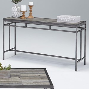 Progressive Furniture Aurora Sofa/Console Table