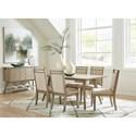 Progressive Furniture Beck Dining Room Group - Item Number: D887 Dining Room Group 1