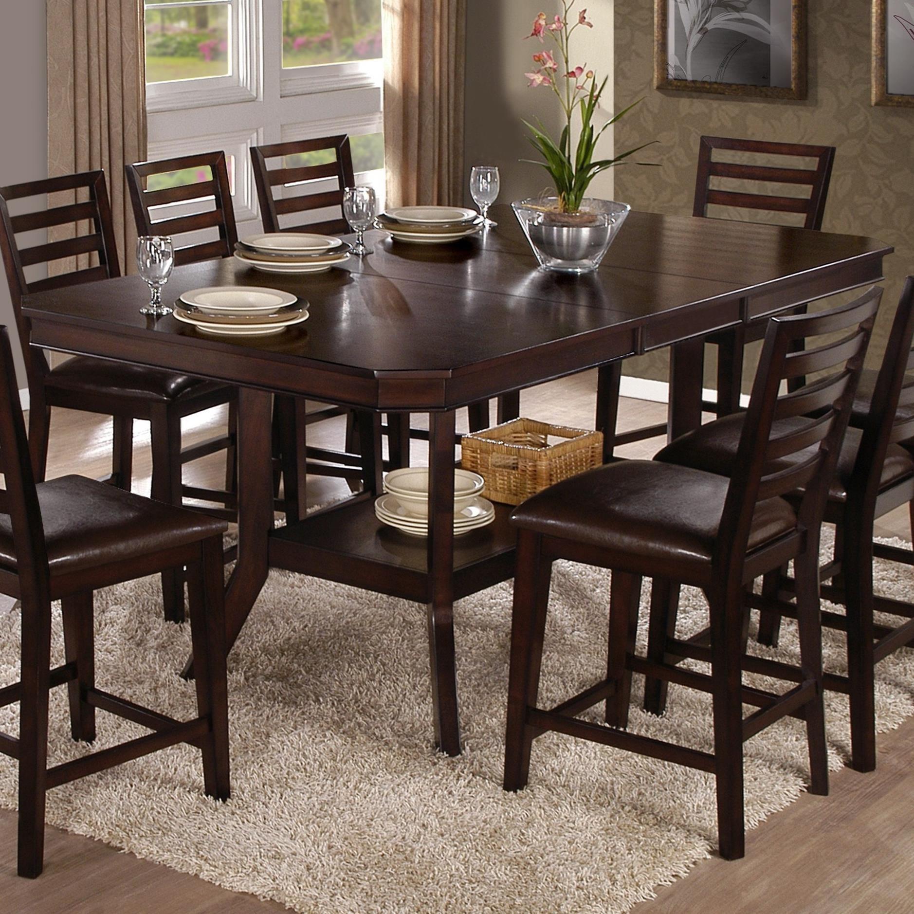 Progressive Furniture Bobbie Counter Table - Item Number: P832-12