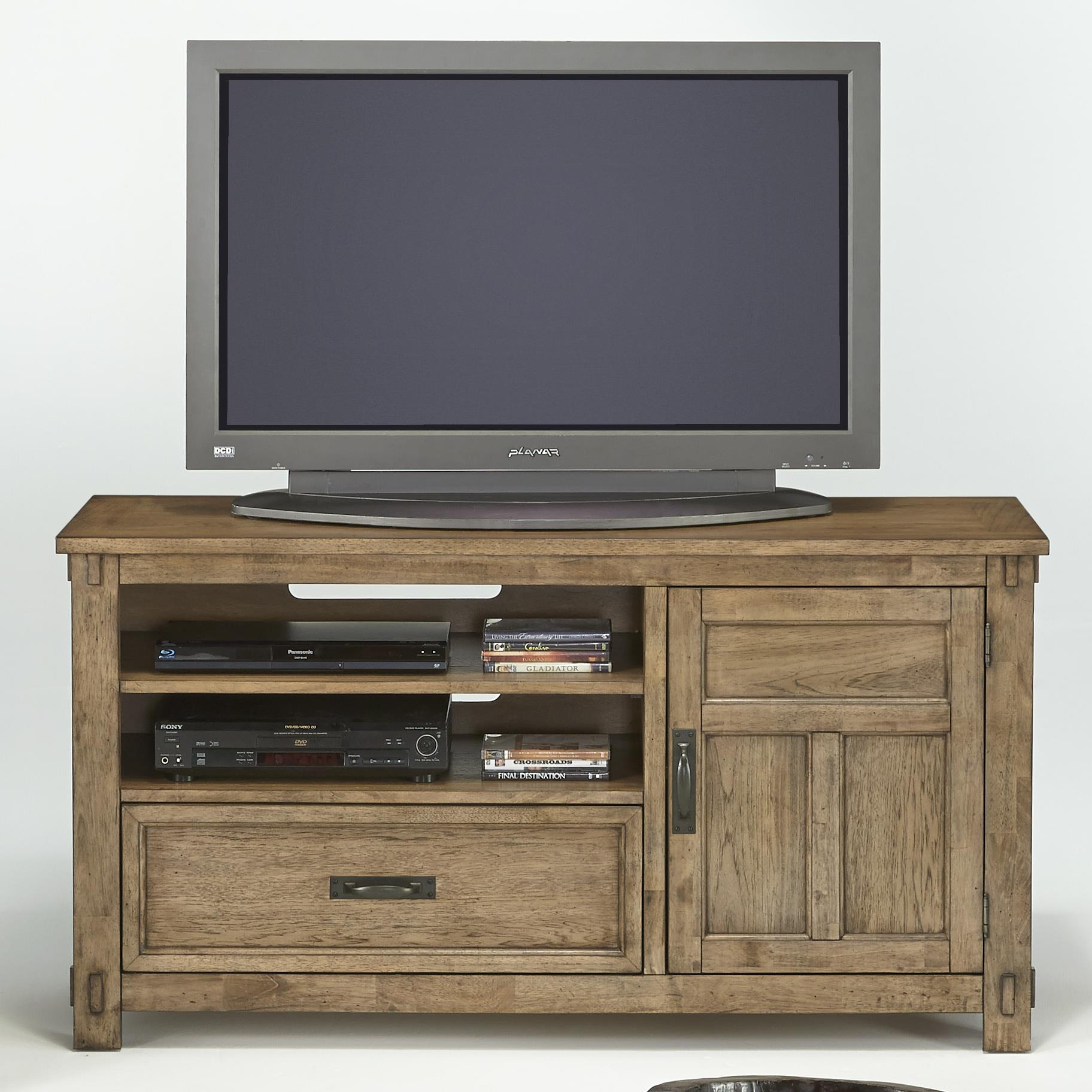 Progressive Furniture Boulder Creek Media Console - Item Number: P549-57