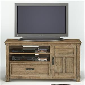 Progressive Furniture Boulder Creek Media Console