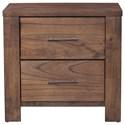 Progressive Furniture Brayden Nightstand  - Item Number: B104-43
