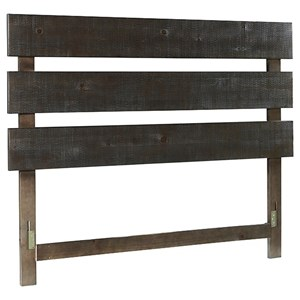 Progressive Furniture Brickyard Queen Slat Headboard