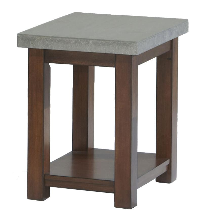 Progressive Furniture Cascade Chairside Table - Item Number: P426-29
