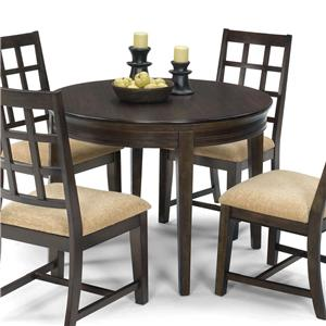 Progressive Furniture Casual Traditions Round Dining Table
