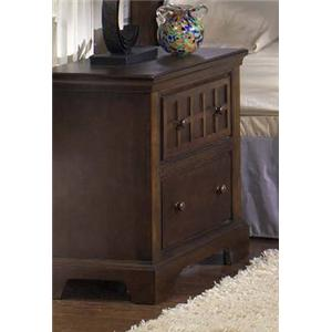 Progressive Furniture Casual Traditions Nightstand