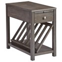 Progressive Furniture Chairsides II Chairside Table - Item Number: T400-66