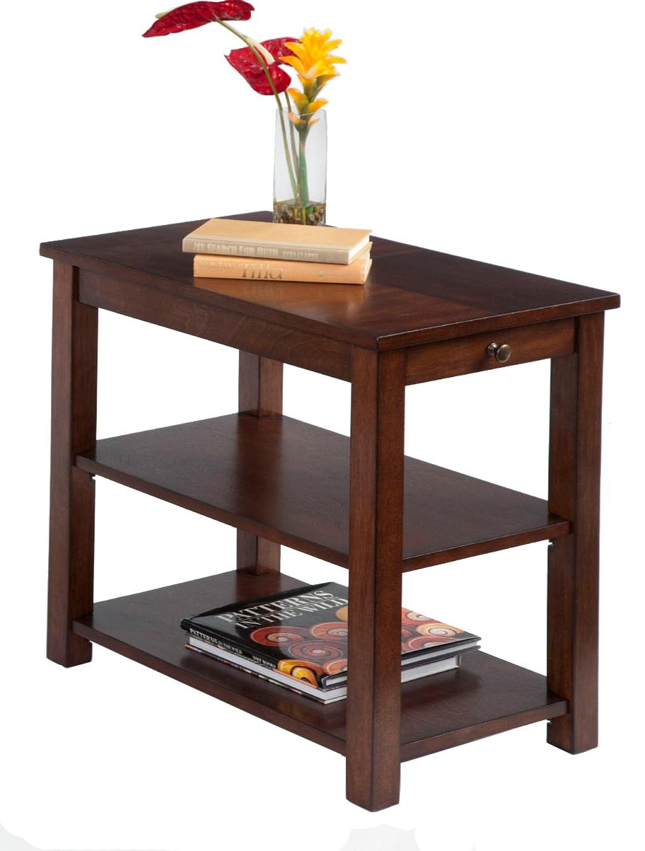 Progressive Furniture Chairsides Chairside Table - Item Number: P300-63