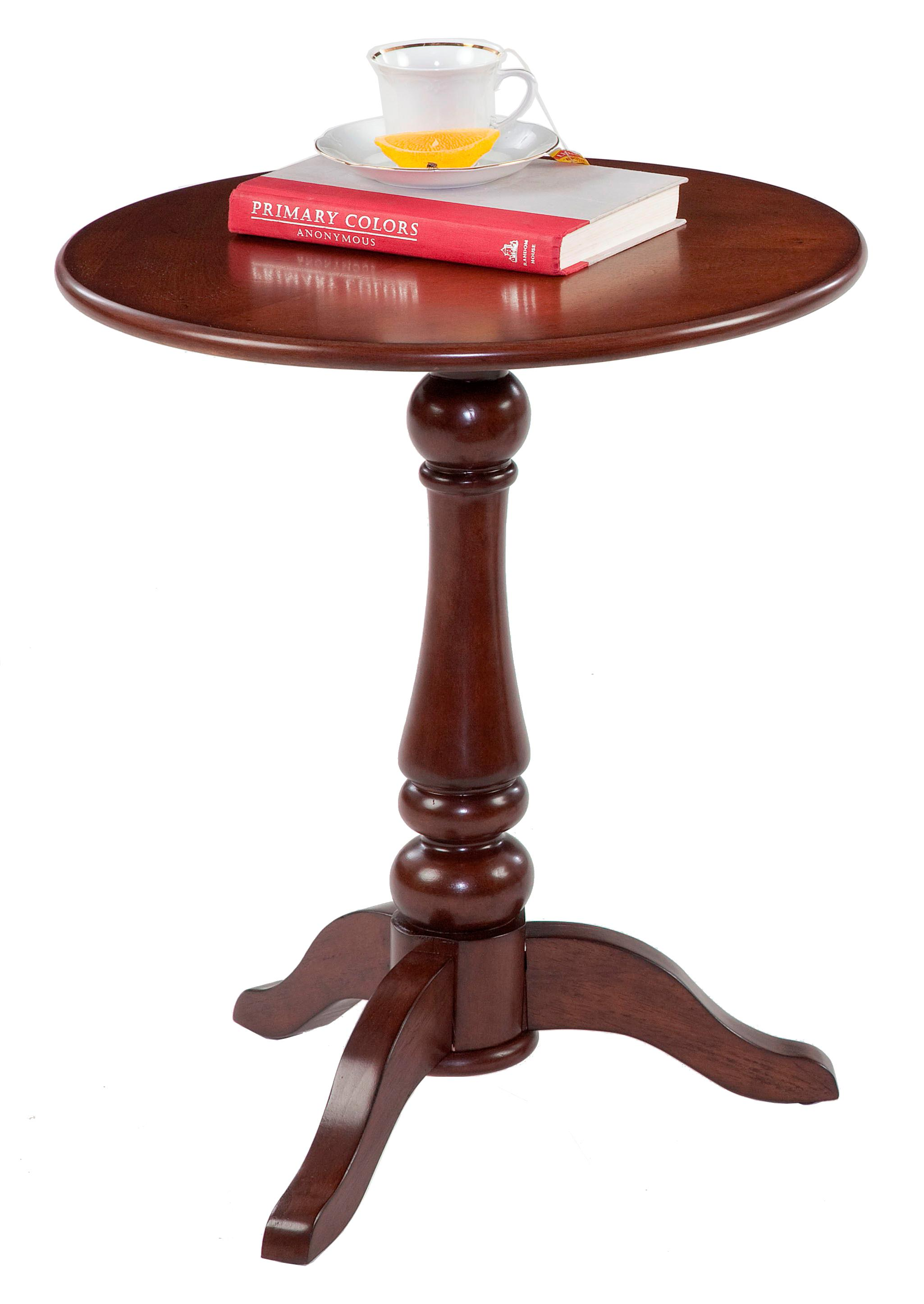 Progressive Furniture Chairsides Chairside Table - Item Number: P300-66