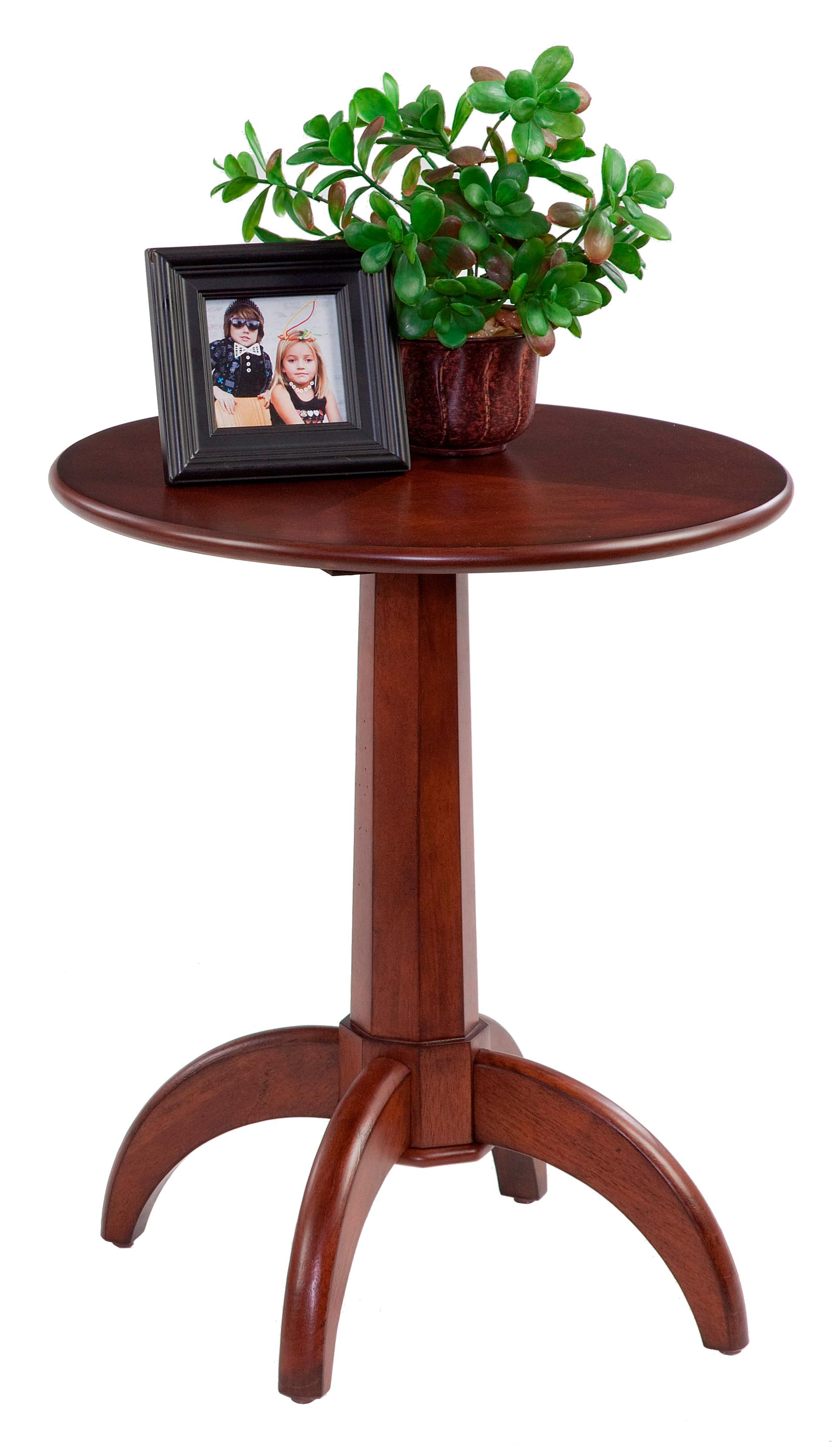 Progressive Furniture Chairsides Chairside Table - Item Number: P300-67