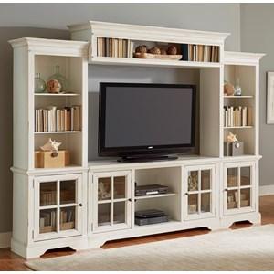 Progressive Furniture Charleston Entertainment Center